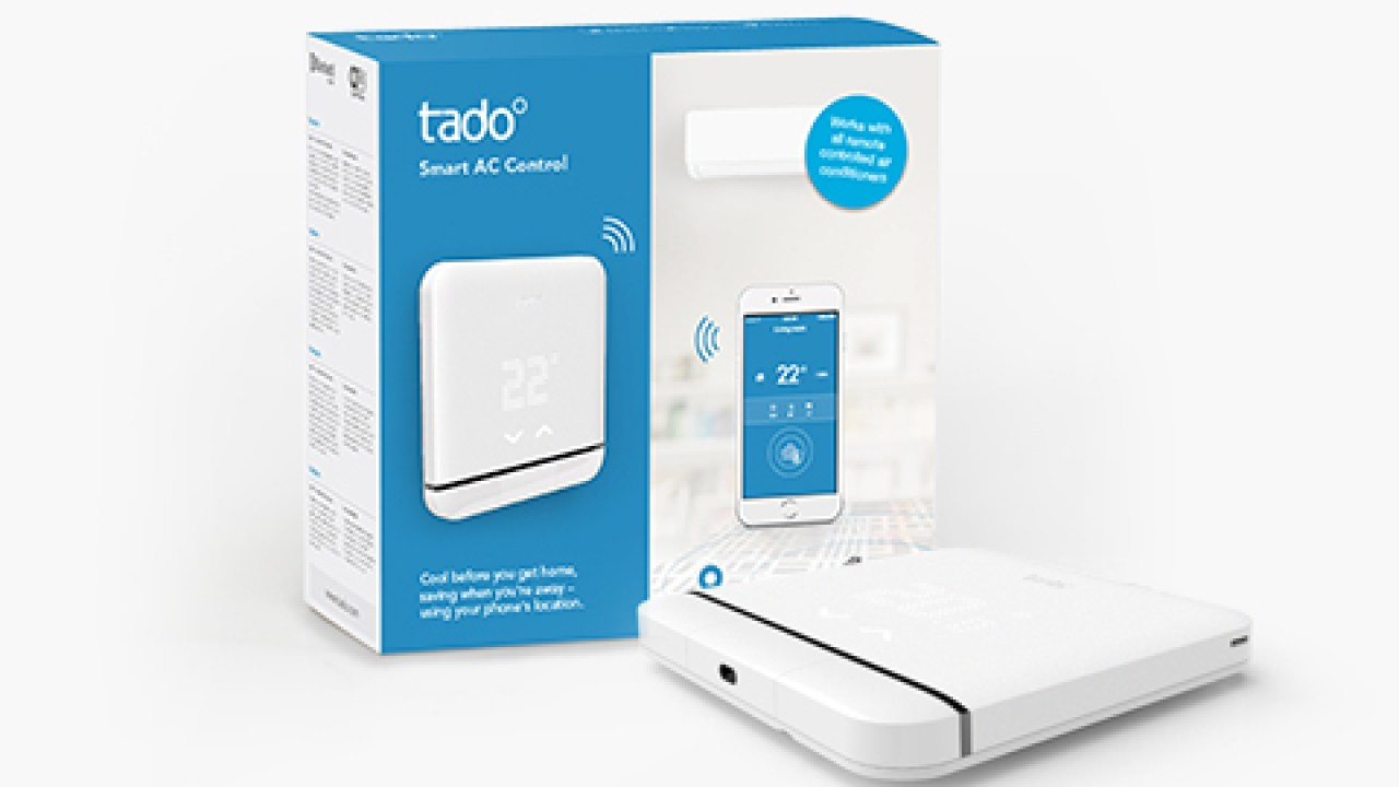 Tado's Smart AC Control turns Window AC units into smart