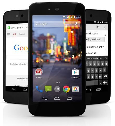 Android One phones could cost less than $50 - Liliputing