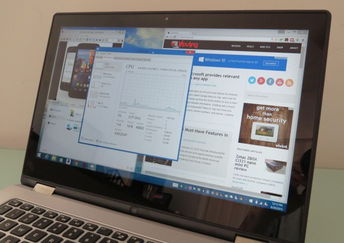 Dell Inspiron 13 7000 Series 2-in-1 Special Edition review