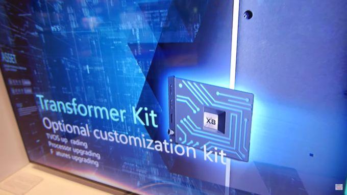 tcl transformer kit
