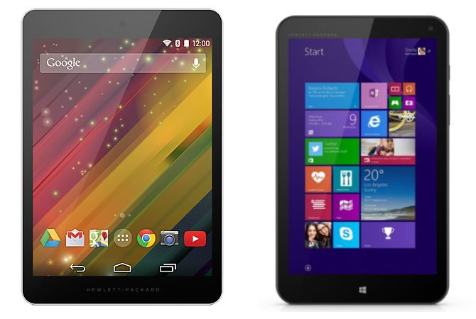 hp cheap tablets
