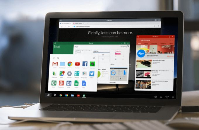 Install Remix OS on any PC to run Android as a desktop operating system