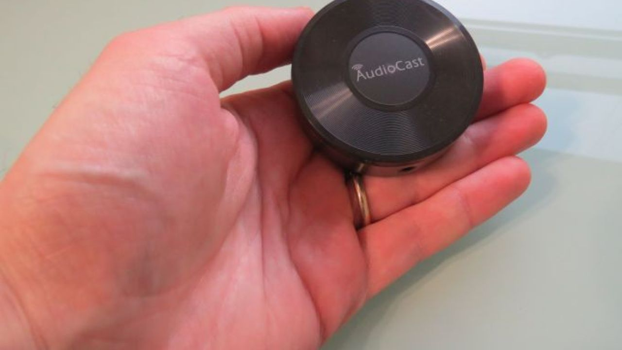 AudioCast M5 is a $37 multi-room audio streamer, Chromecast