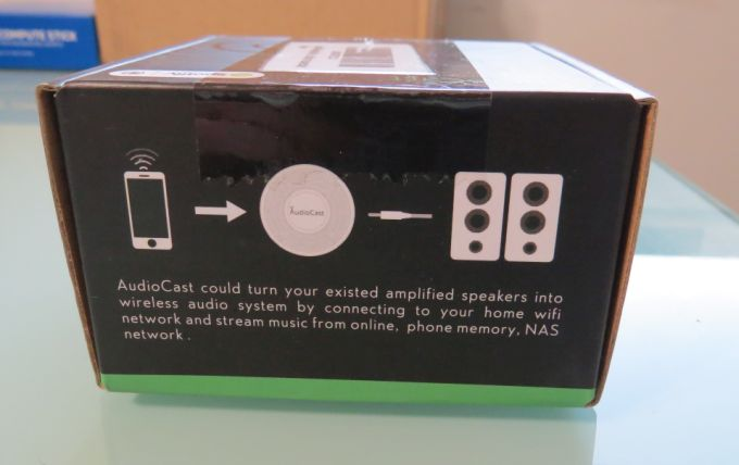 AudioCast M5 is a $37 multi-room audio streamer, Chromecast
