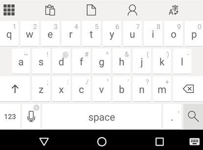 hub keyboard