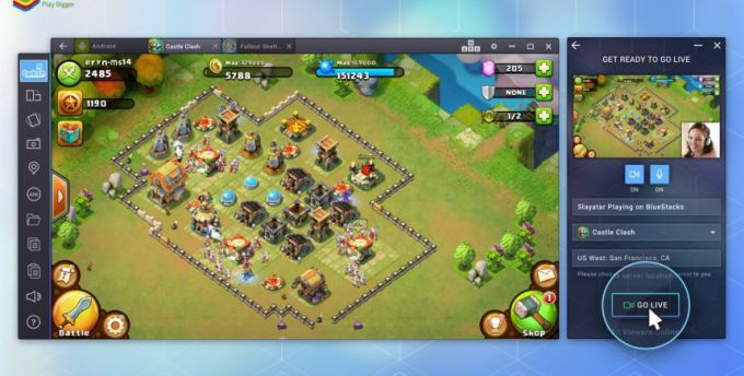 bluestacks tv