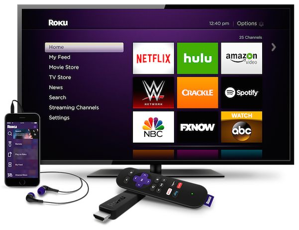 roku streaming stick 2016