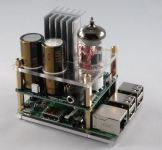 Clearly your Raspberry Pi needs a tube amp (crowdfunding)
