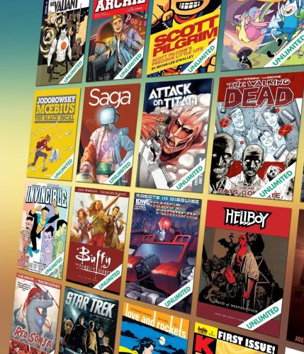 comixology unlimited