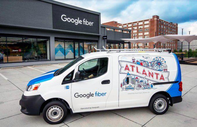 google fiber atlanta