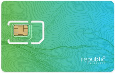 republic wireless sim