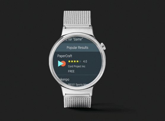 android-wear-play-store