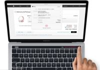 Next-gen MacBook Pro leaked, features OLED toolbar above the keyboard