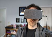 Google DayDream View VR headset review (with Google Pixel XL)