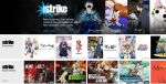 Anime Strike is Amazon's Anime streaming service for $5 per month (for Prime members)