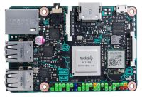 Asus Tinker Board is a Raspberry Pi-like mini PC with a RK3288 processor