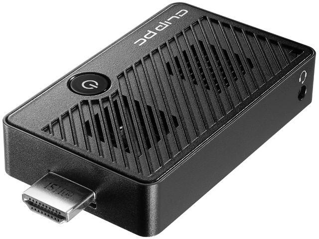 I-O Data Clip PC is a chunky compute stick with Atom x5-Z8550