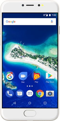 General Mobile GM6 is an Android One phone with fingerprint sensor, 3000 mAh removable battery