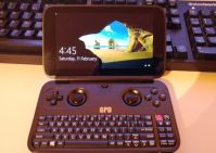 GPD Win gaming handheld update: Improved build, faster CPU