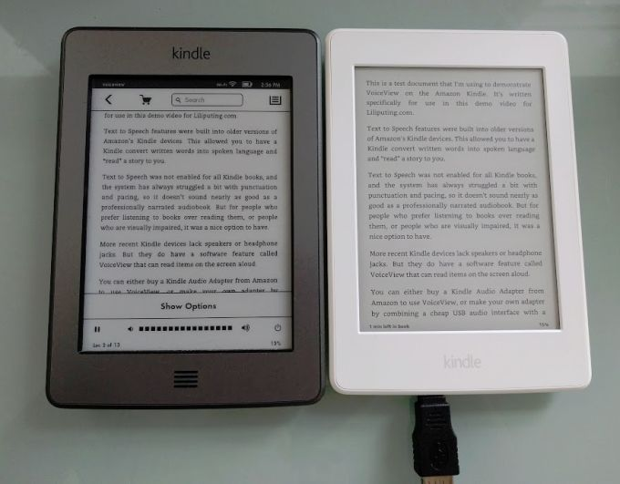 Video: Make your own Kindle Audio Adapter for text-to-speech