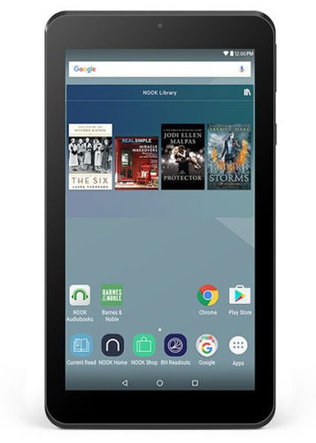 B&N's $50 NOOK Tablet 7 is back in stock after recall
