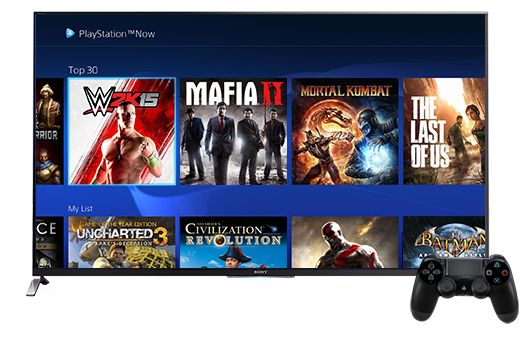 Sony pulls plug on PlayStation Now game streaming for some