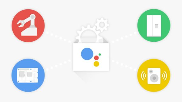 Google Assistant SDK offers voice service to 3rd-party hardware
