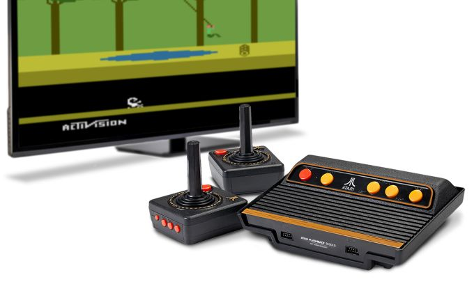 AtGames launches Atari, Sega Genesis, and Sega portable retro game