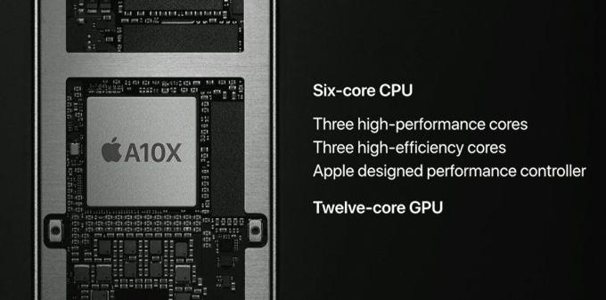 iPad Pro 10.5 A10X