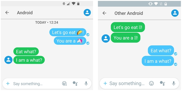 Google gives older Android devices an all-access emoji pass