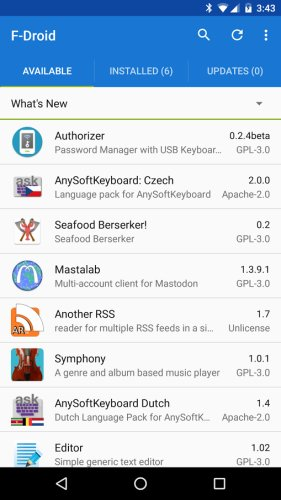 How to get Android apps without using the Play Store - Liliputing