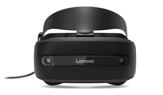 Lenovo has a Windows Mixed Reality headset too - Liliputing