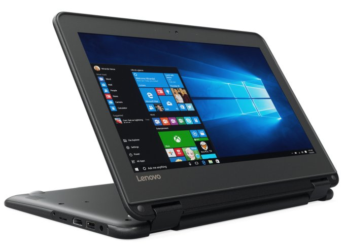 Lenovo launches the first low-cost Windows 10 S laptops