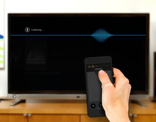 Amazon Fire TV software update adds voice-to-text input