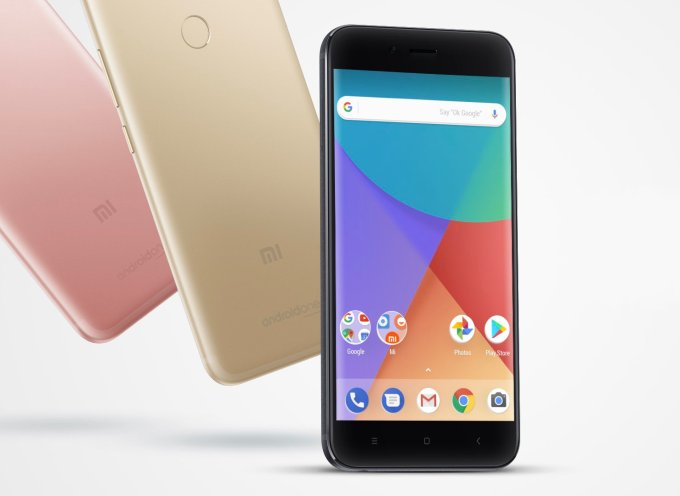 Xiaomi Mi A1 is an Android One phone with stock software