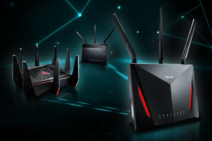 Asus firmware update can turn old routers into mesh networking