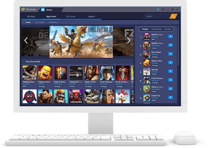 BlueStacks launches Android Nougat beta, lets you run