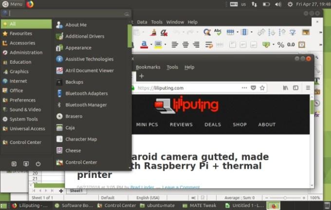 Ubuntu 18 04 LTS flavors including Ubuntu Mate, Ubuntu