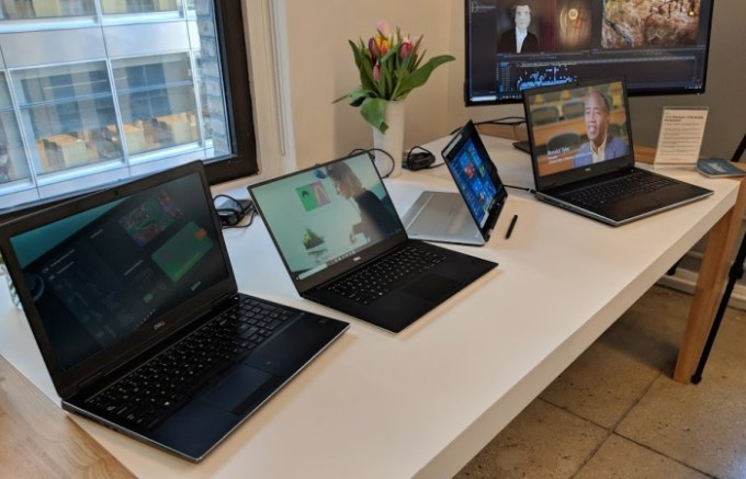 Dell's newest Precision mobile workstations pack a lot of power into