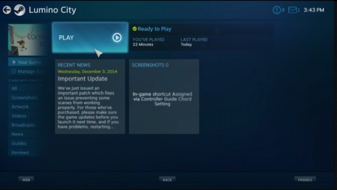 Steam Link beta for Android launches: stream PC games to your phone
