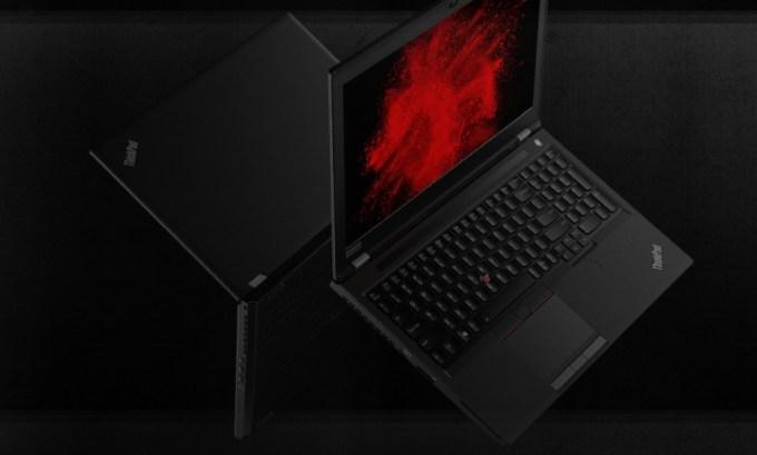 Lenovo unveils ThinkPad P52 mobile workstation with NVIDIA