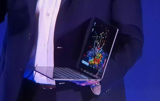 Dual-screen laptops debut at Computex: Lenovo Yoga Book 2, Asus