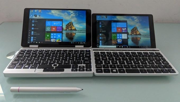 Handheld PC face-off: GPD Pocket 2 vs One Mix Yoga - Liliputing