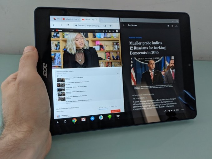 Acer Chromebook Tab 10 Review - Liliputing