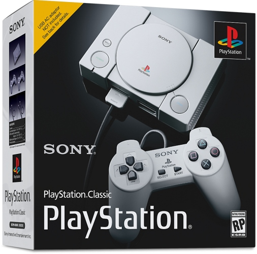 PlayStation Classic uses the open source PCSX ReARMed