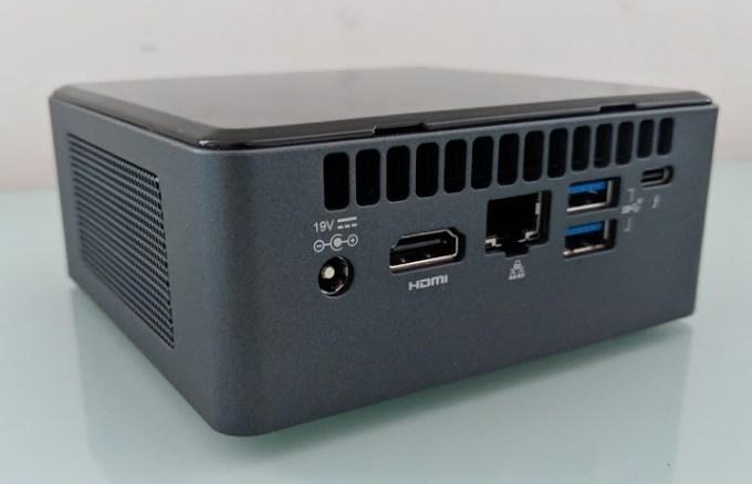 Intel Bean Canyon NUC review - Liliputing