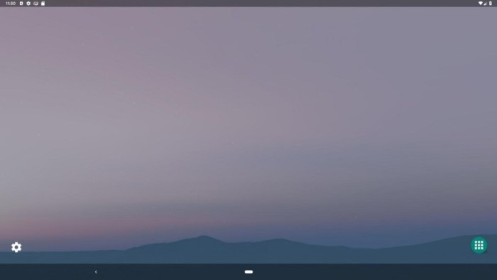 Android Q has a desktop mode - Liliputing