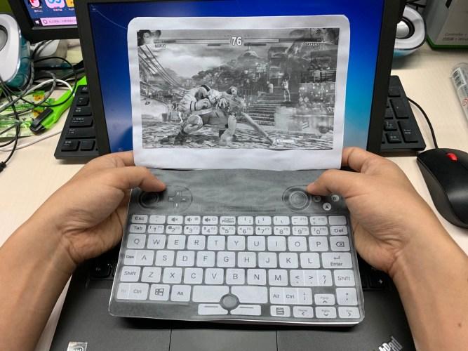 GPD Win Max will be an AMD Ryzen-powered handheld gaming PC - Liliputing