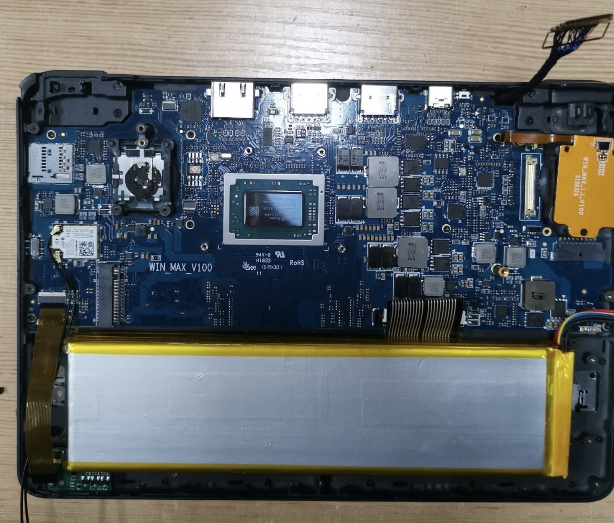 GPD Win Max will be an AMD Ryzen-powered handheld gaming PC
