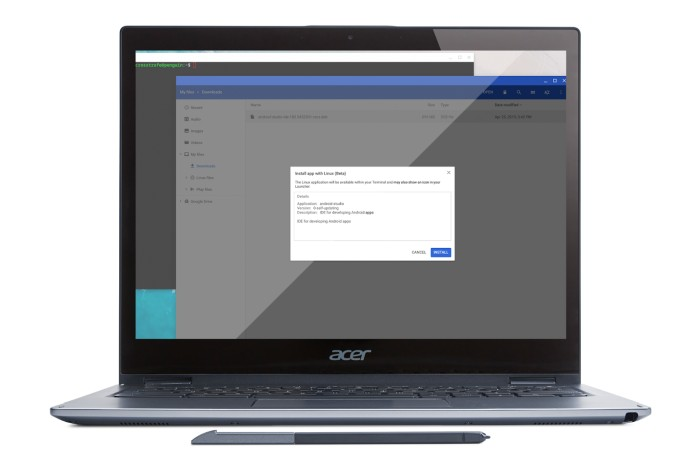 All new Chromebooks will be Linux-ready (and other Chrome OS